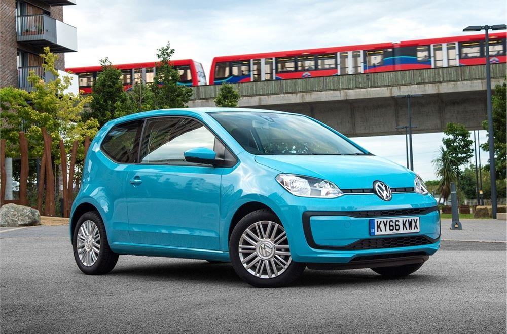 volkswagen up 2012 car review honest john