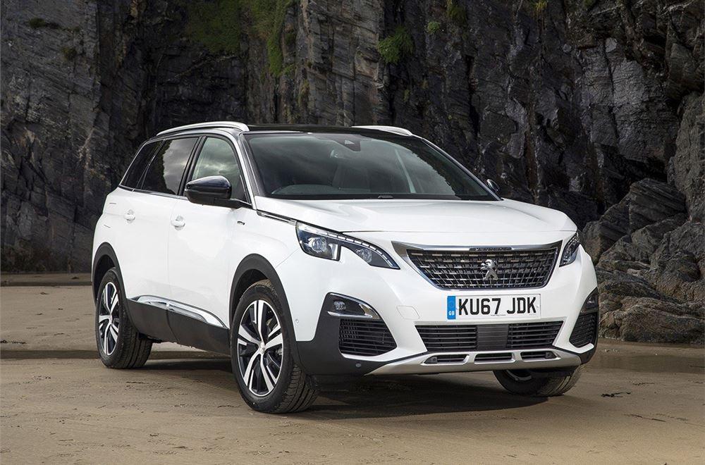 Peugeot 5008 2017 Car Review Honest John