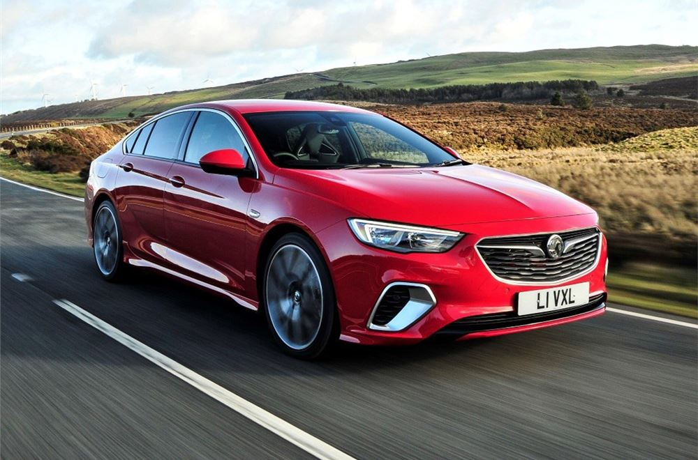 Vauxhall Insignia Grand Sport Gsi 2018 Road Test Road Tests