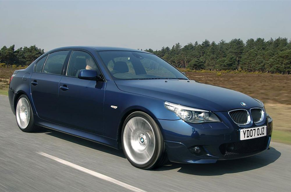 BMW 5 Series E61 E60 Sedan Wagon 2003 Lower Left Rear Control Arm