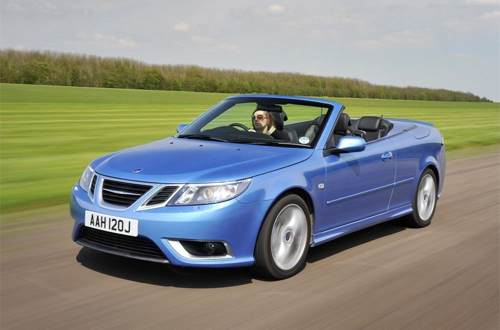 Review Saab 9 3 Convertible 2003 2011 Honest John