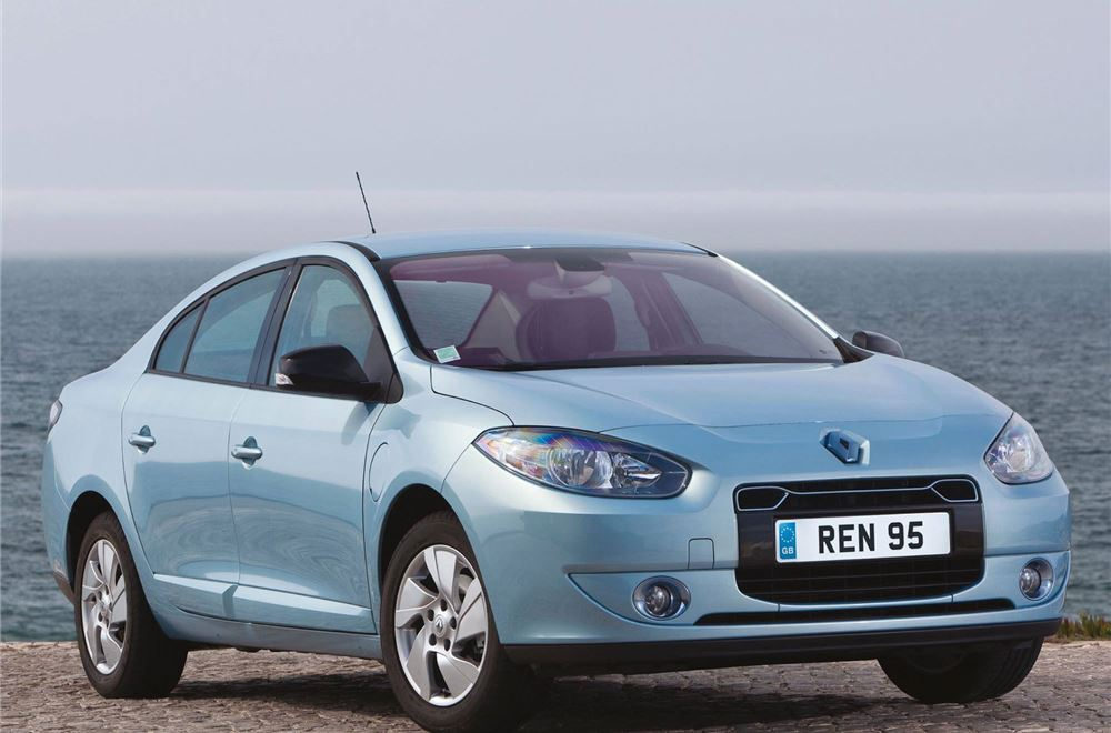 Renault Fluence Zero Emissions On Sale From Mid 2012 Motoring News
