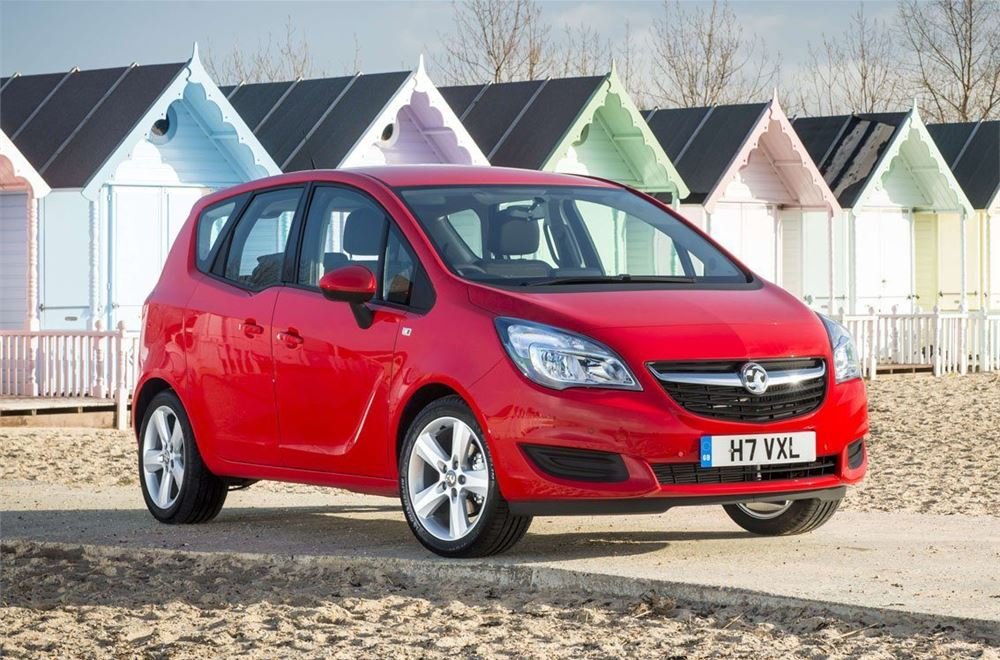 Vauxhall Meriva 2010 Car Review Honest John