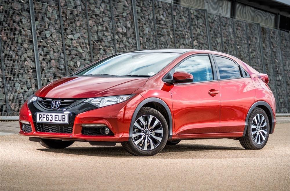 Honda Civic Hatchback 2012-2017 Front Wing Passenger Side High Quality New