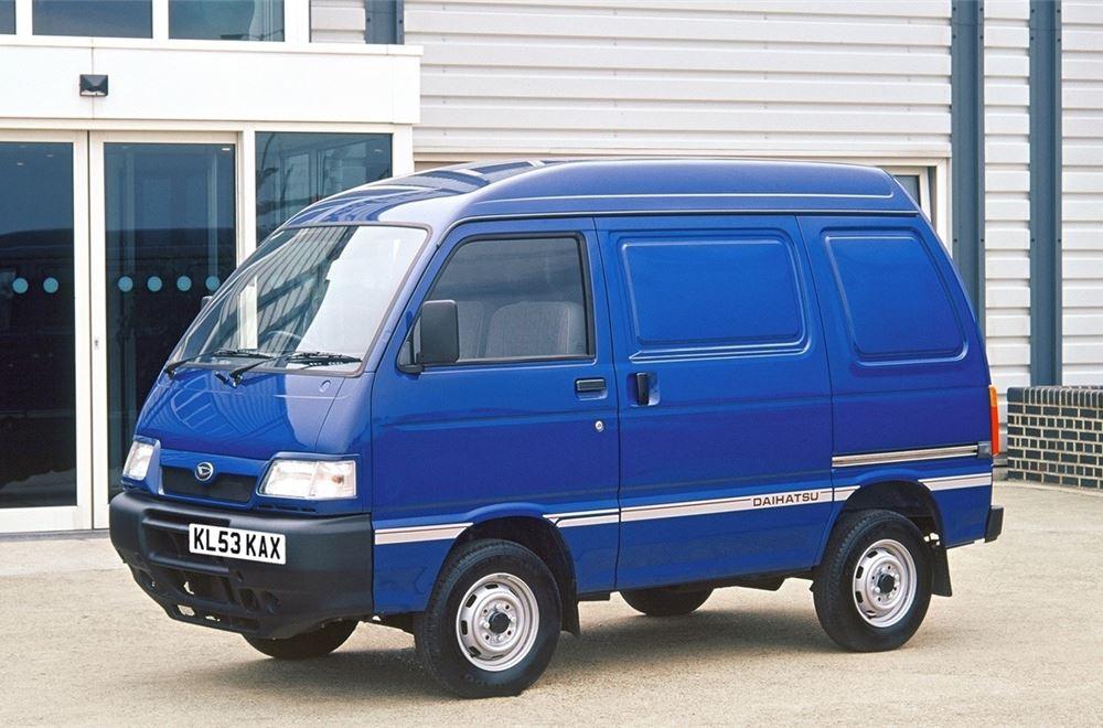Daihatsu Hijet 1995 - Car Review   Honest John