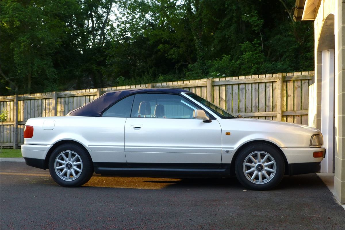 Audi Cabriolet - Owners' Reviews | Honest John