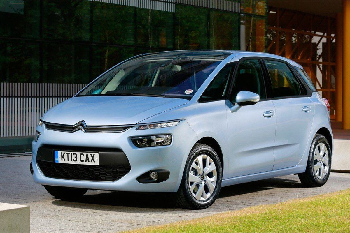 citroen c4 picasso 2013 car review honest john. Black Bedroom Furniture Sets. Home Design Ideas