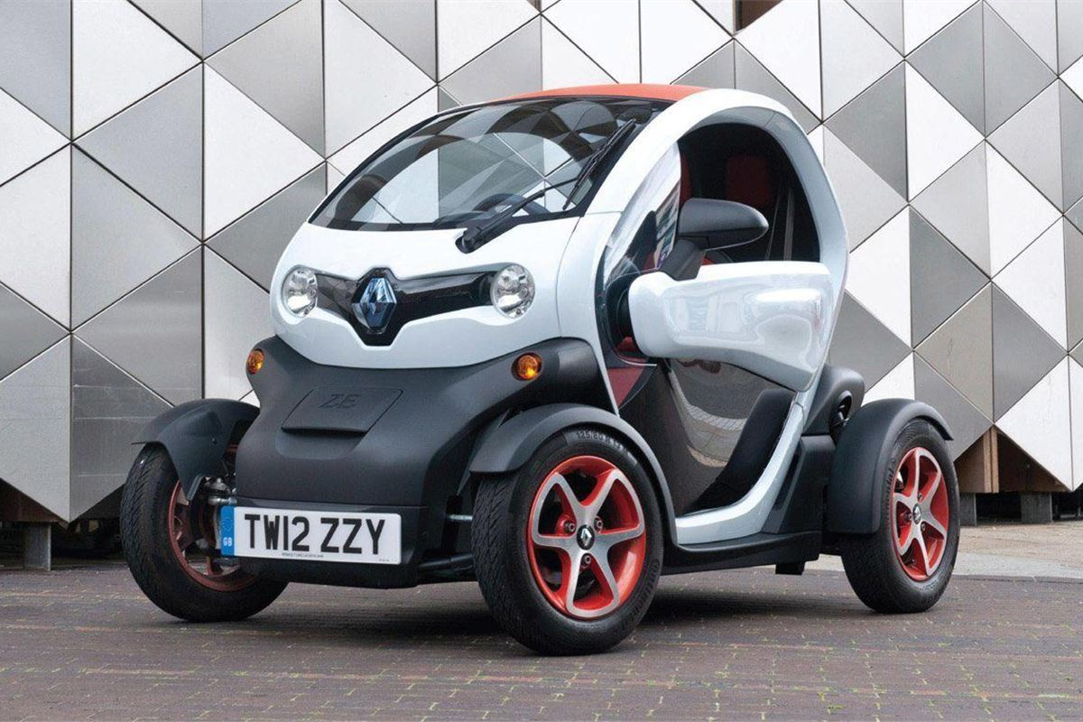 renault twizy 2012 car review honest john. Black Bedroom Furniture Sets. Home Design Ideas