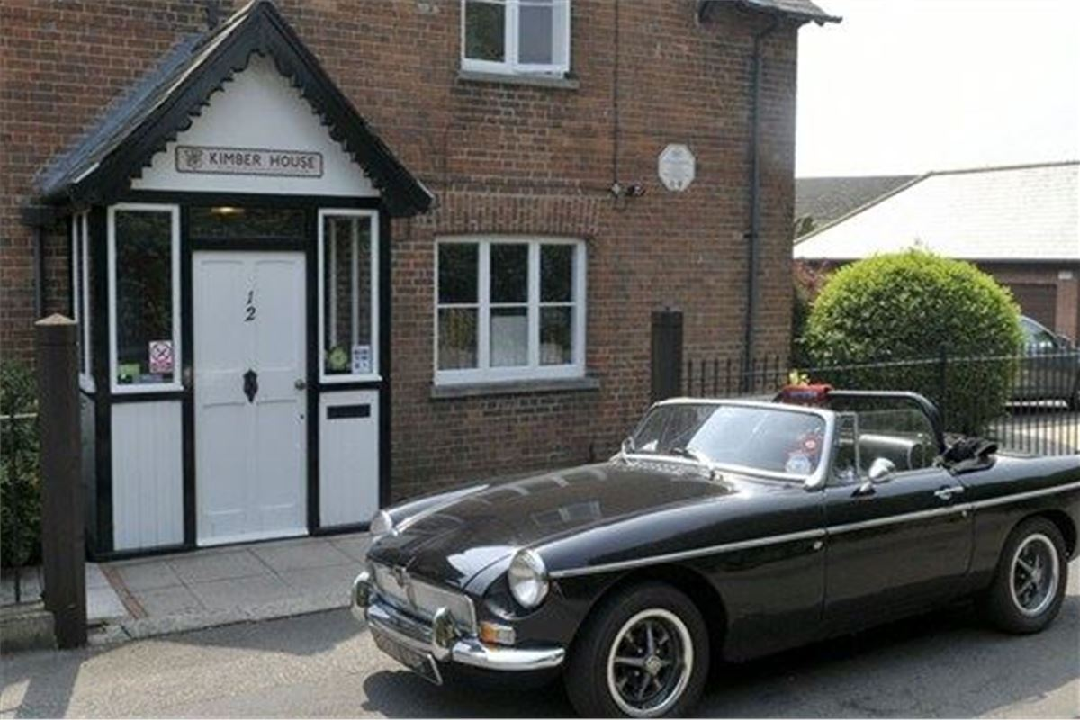 Mg Car Club To Build Archive Wing At Kimber House