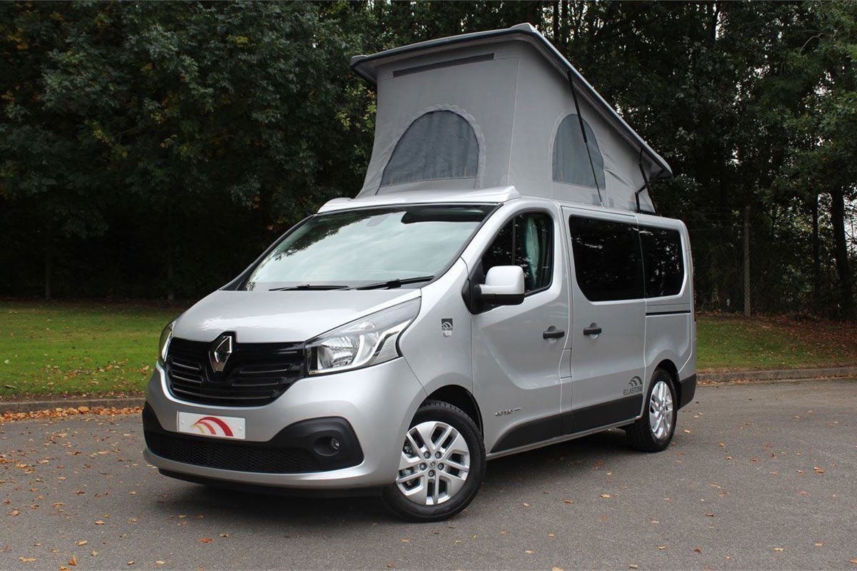 renault trafic camper conversion now available honest john. Black Bedroom Furniture Sets. Home Design Ideas