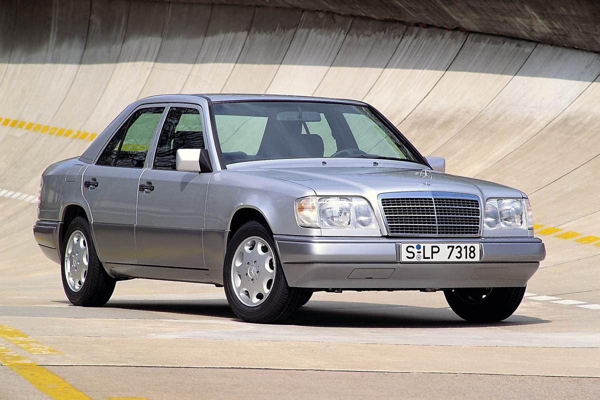 Mercedes Benz E Class W124 Classic Car Review Honest John 1992 300e