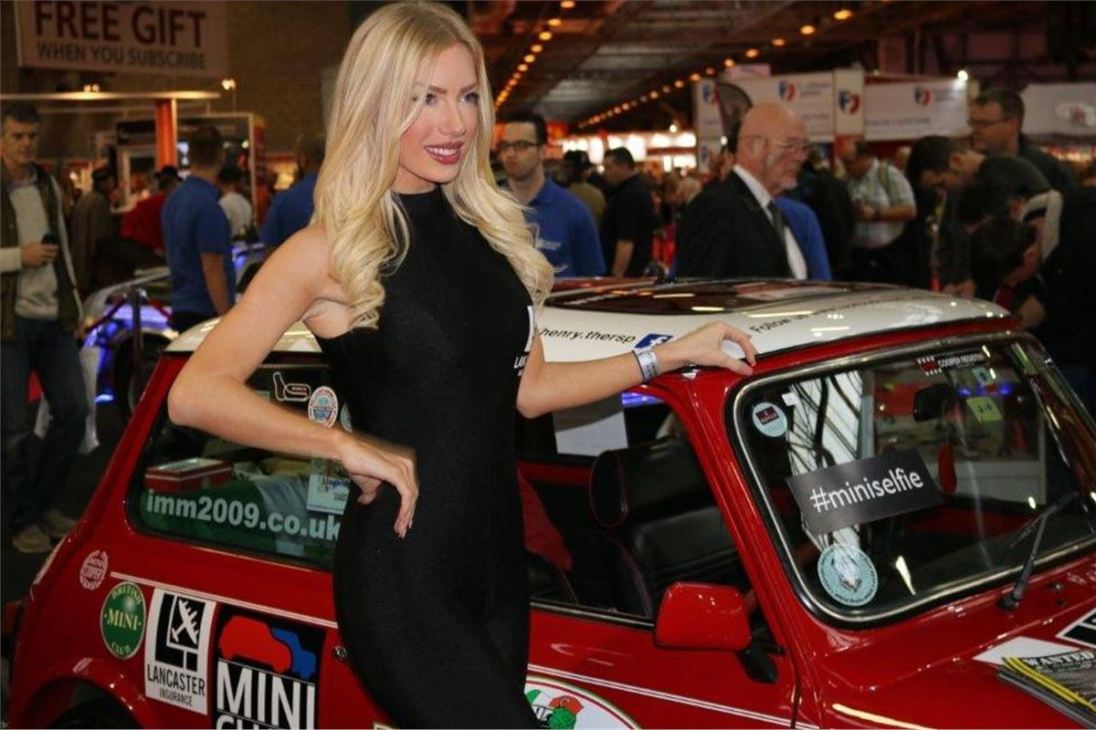 Ford Ford Auction >> Six classic beauties to compete for coveted prize at NEC ...