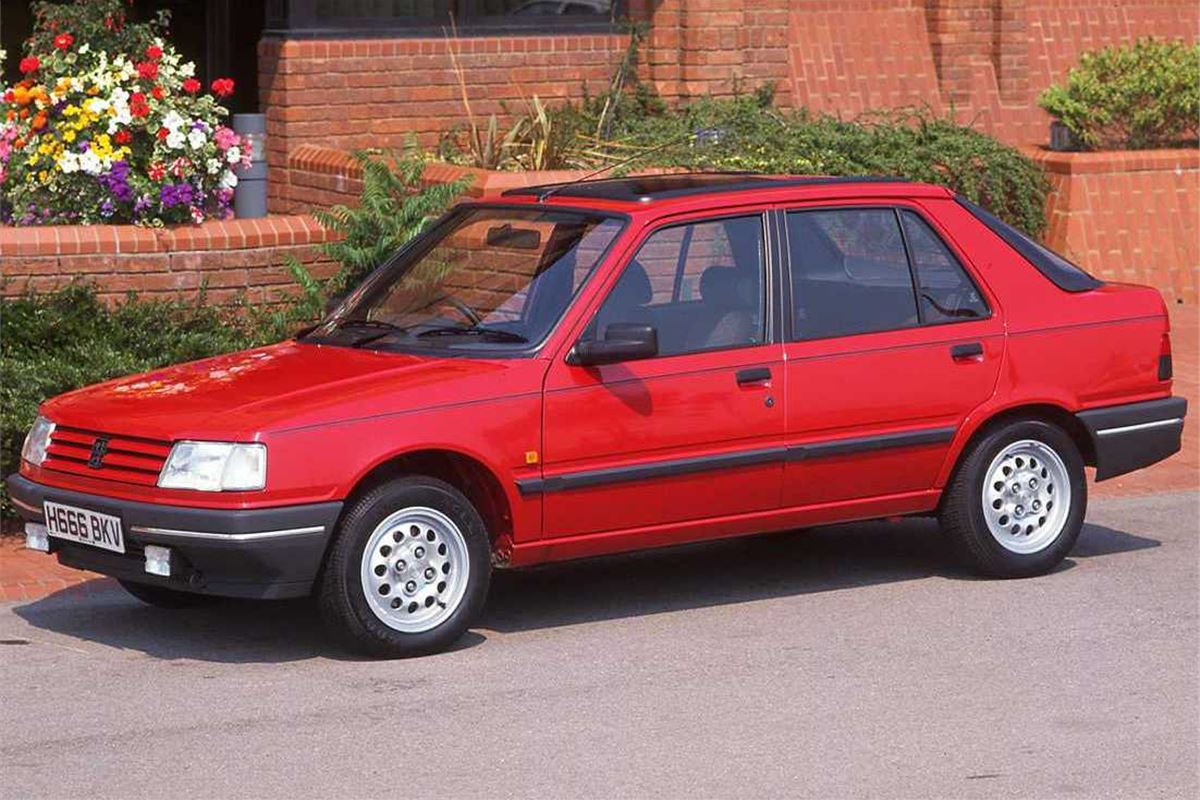 Buying Selling Cars >> Happy Birthday: Peugeot 309 | | Honest John