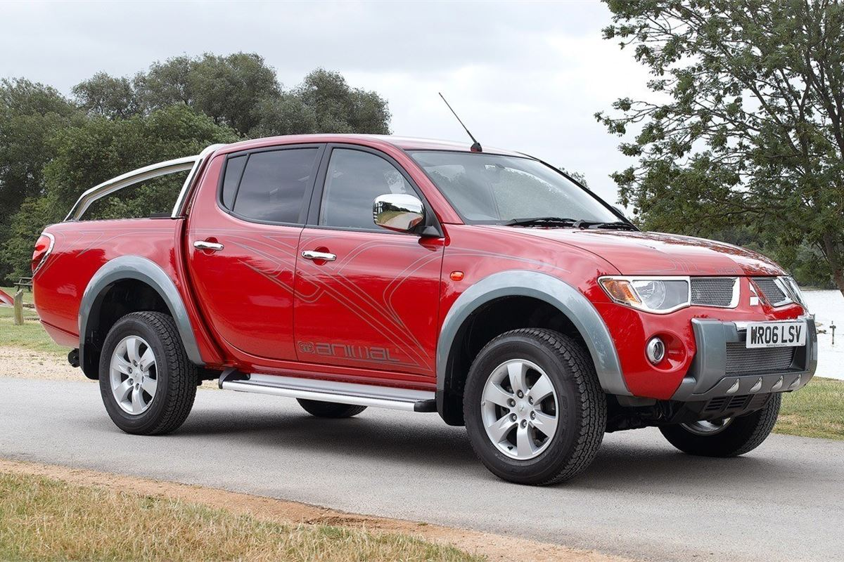 Used Pick-Up Buying Guide: Mitsubishi L200 2006-2013 ...