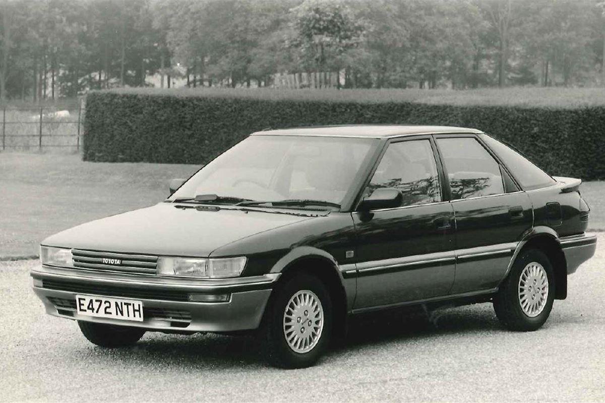 toyota corolla 1987 car review good bad honest john. Black Bedroom Furniture Sets. Home Design Ideas