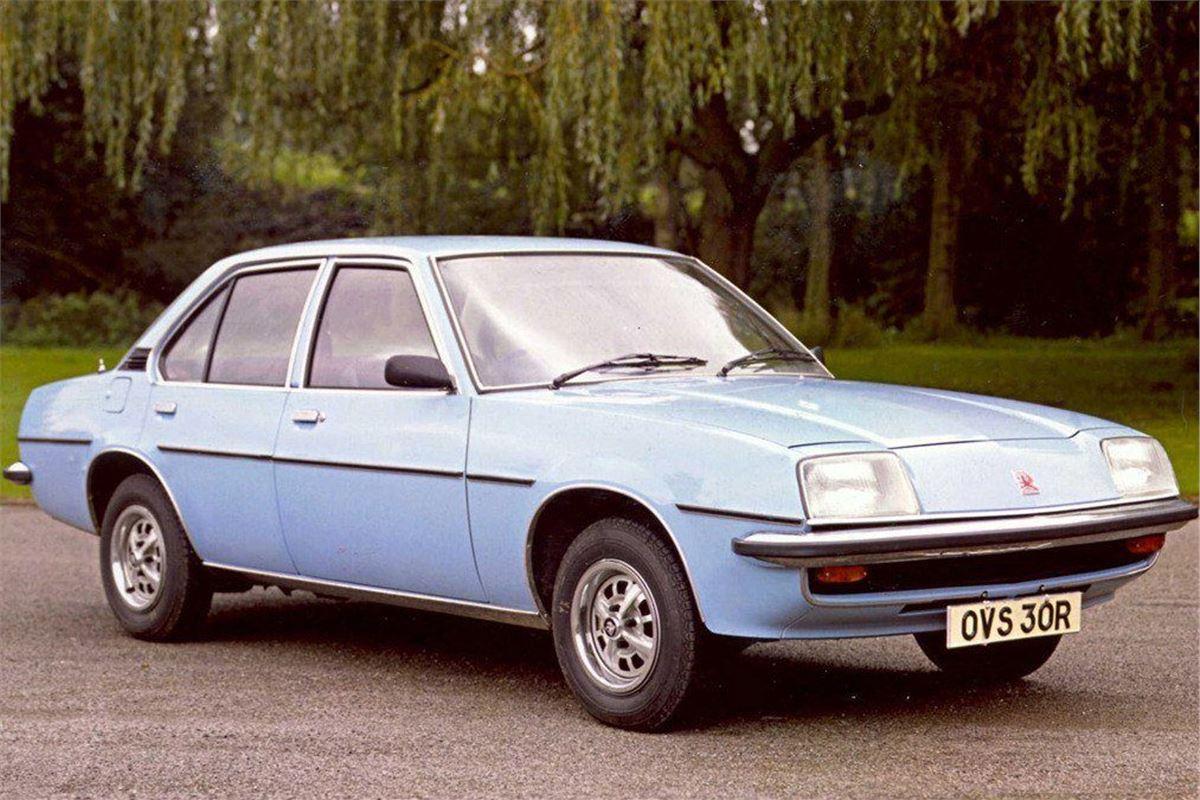 Happy Birthday Vauxhall Cavalier Honest John