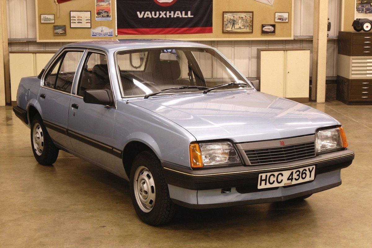 Vauxhall Cavalier Mk2 Classic Car Review Buying Guide