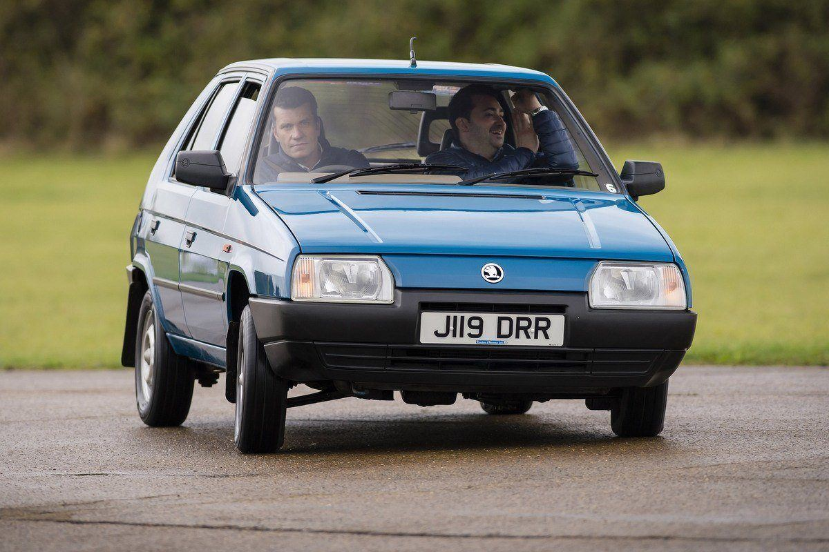 Best Buy Auction >> Skoda Favorit - Classic Car Review | Honest John