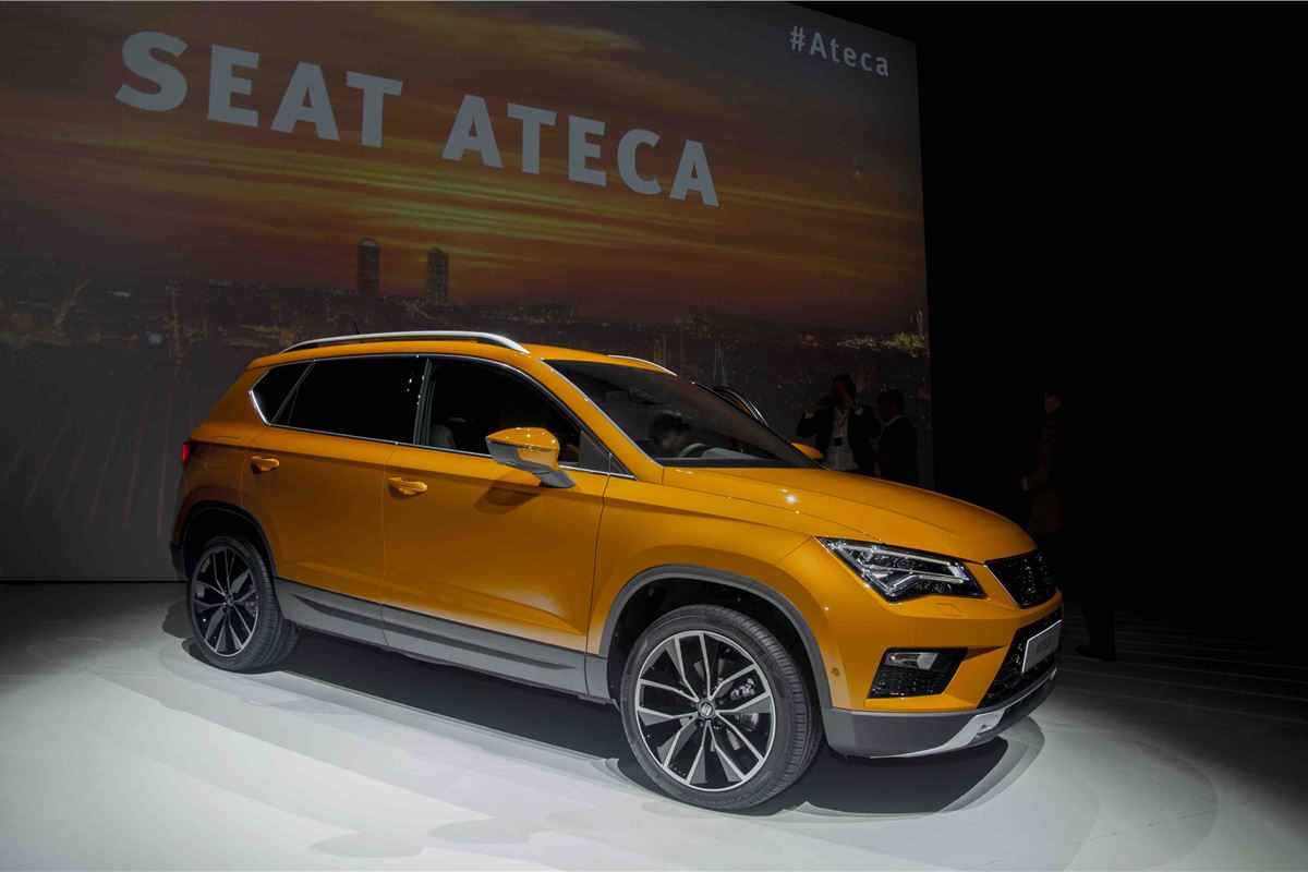 Geneva motor show 2016 top 10 things you need to know for Garage seat geneve