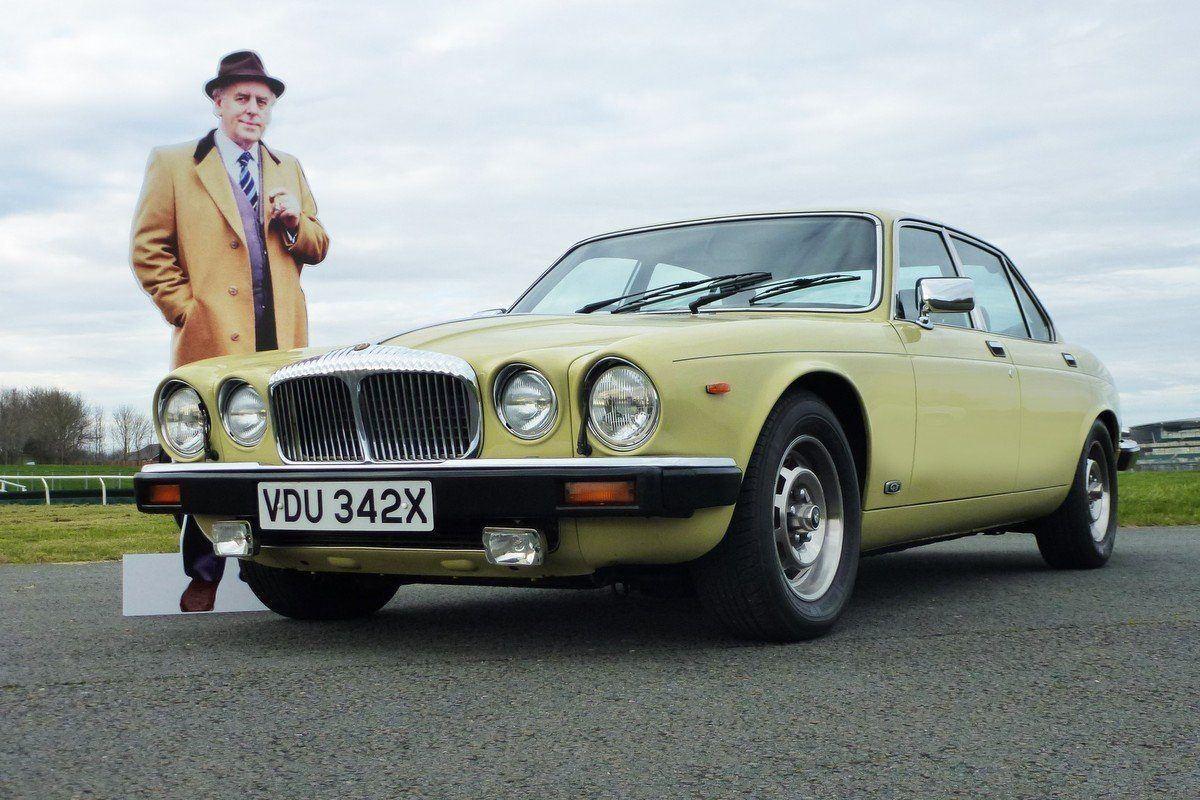 Minder Capri and Daimler for sale | | Honest John