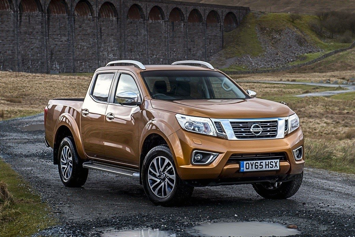 Nissan Navara NP300 2015 - Van Review | Honest John