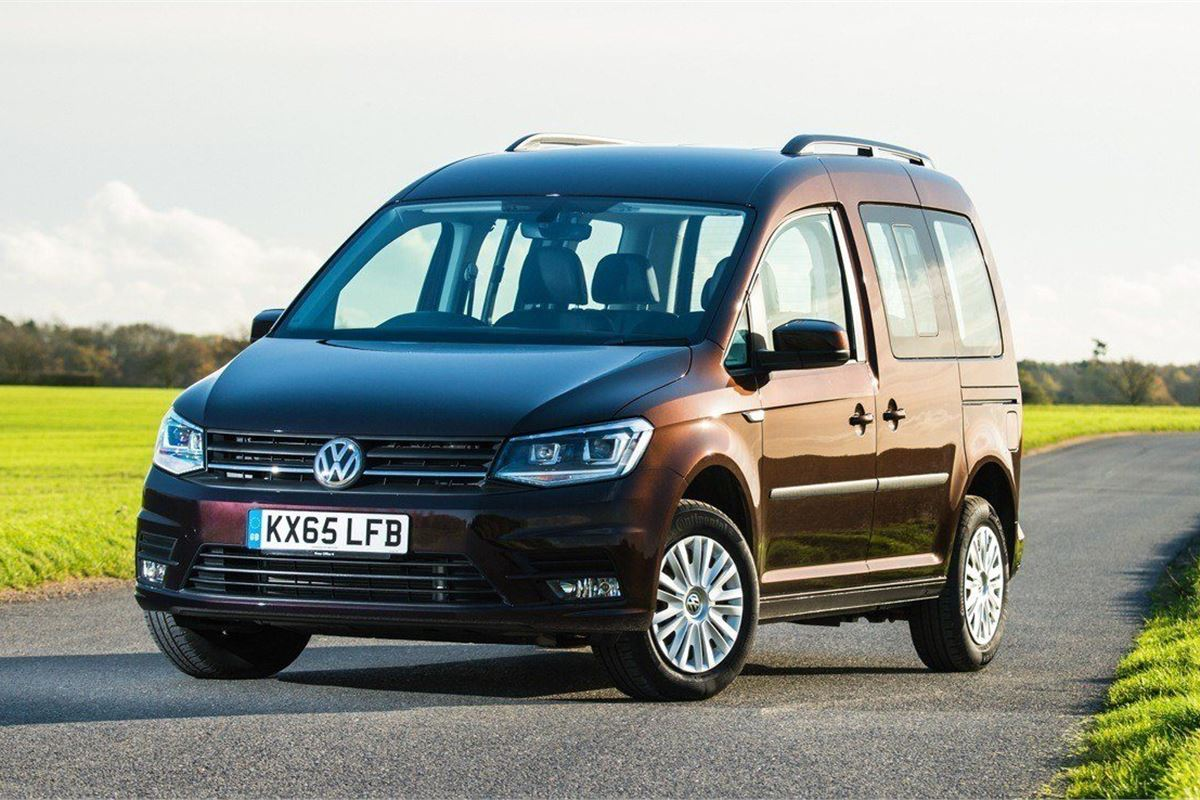 volkswagen caddy life 2015 van review honest john. Black Bedroom Furniture Sets. Home Design Ideas