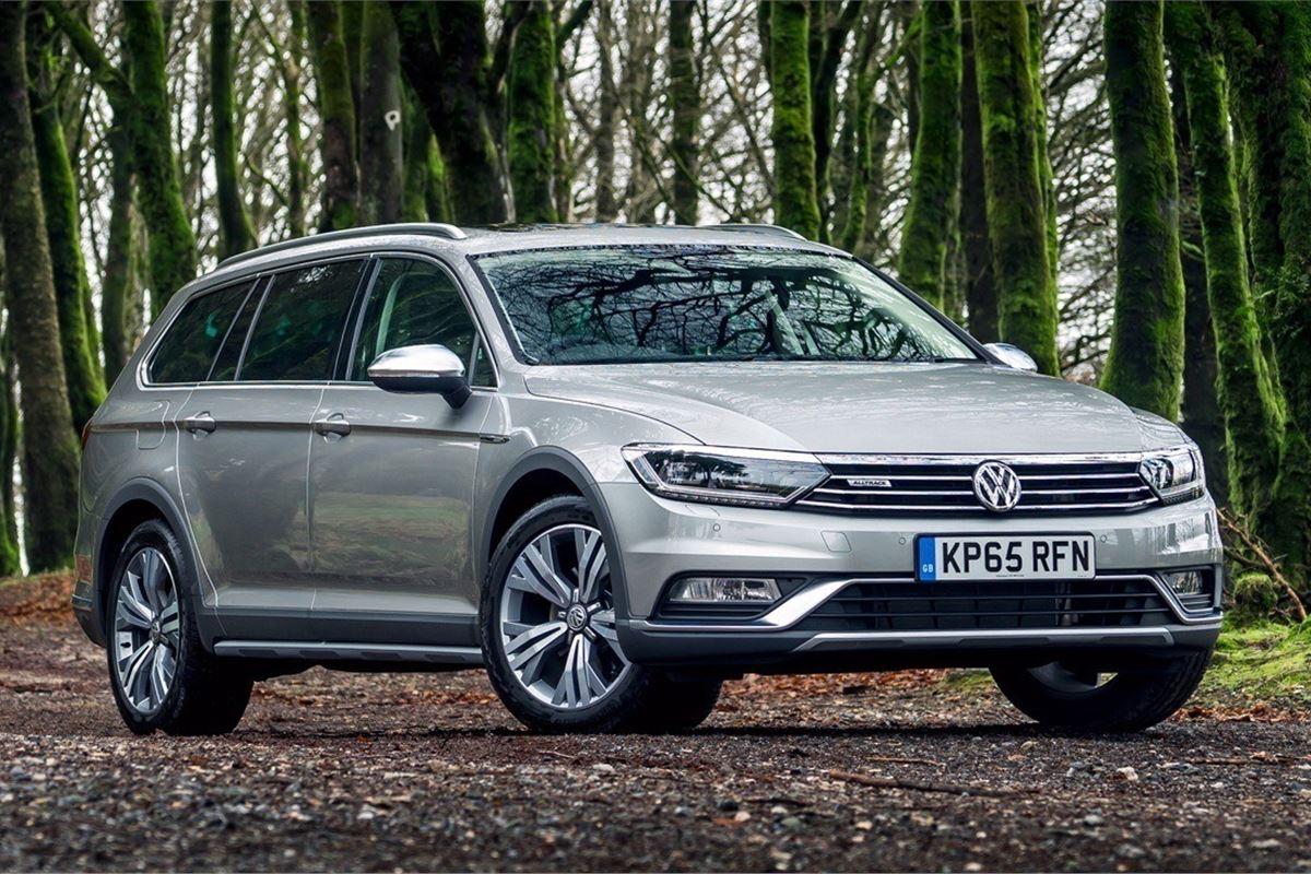 Review Volkswagen Passat Alltrack 2015 2020 Honest John