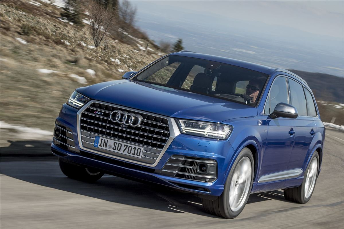 Audi SQ7 2016 Road Test | Road Tests | Honest John