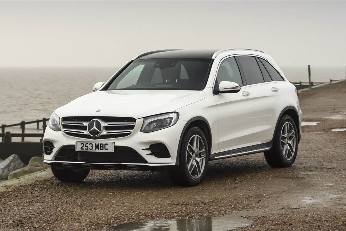 Two Car Garages Mercedes Benz Glc Class 2015 Car Review Honest John