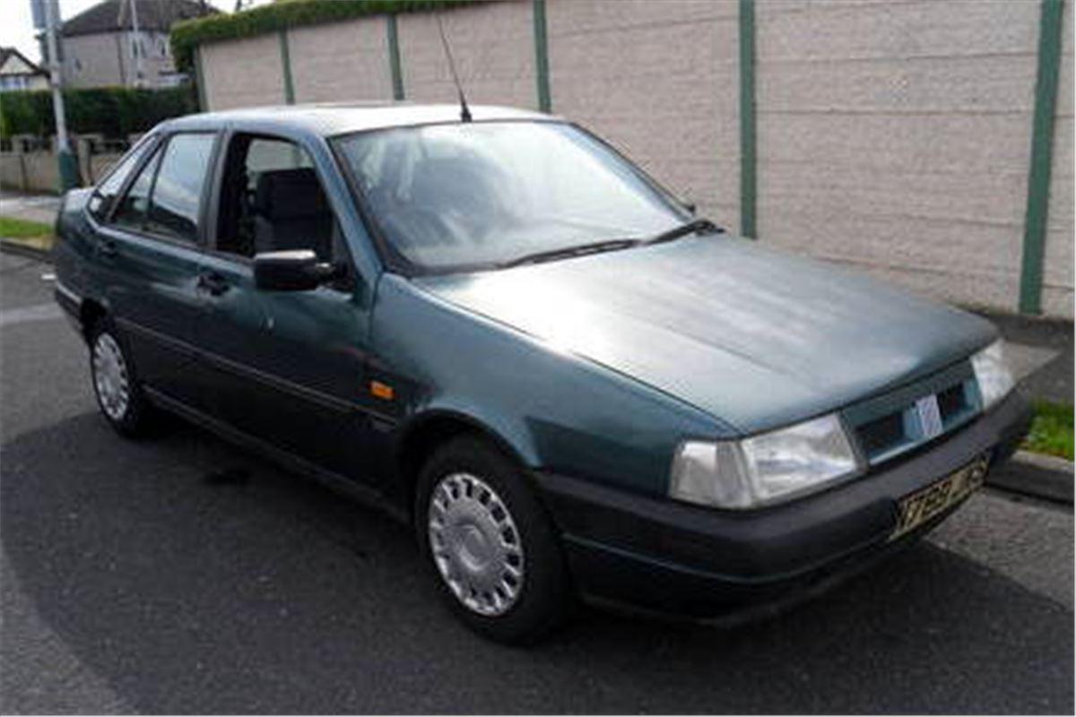 A Grand Monday Fiat Tempra 163 375 Honest John