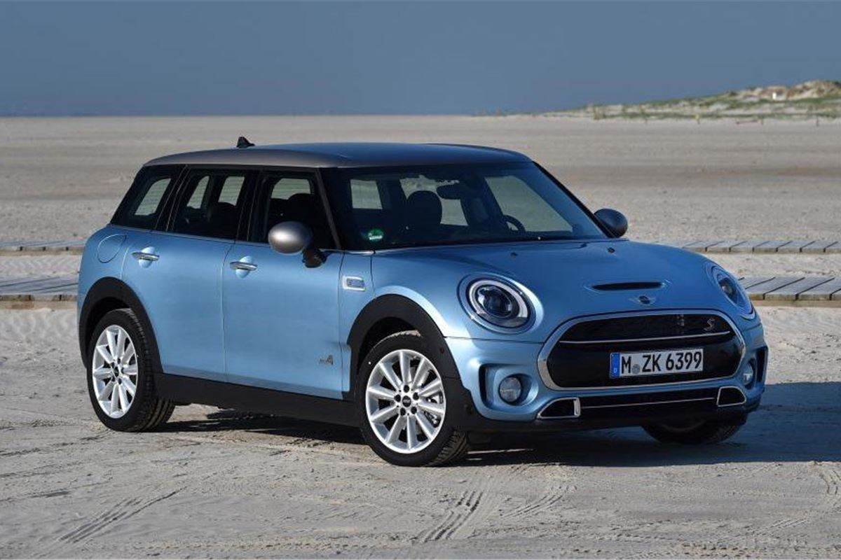 mini clubman cooper sd  auto  road test road tests honest john