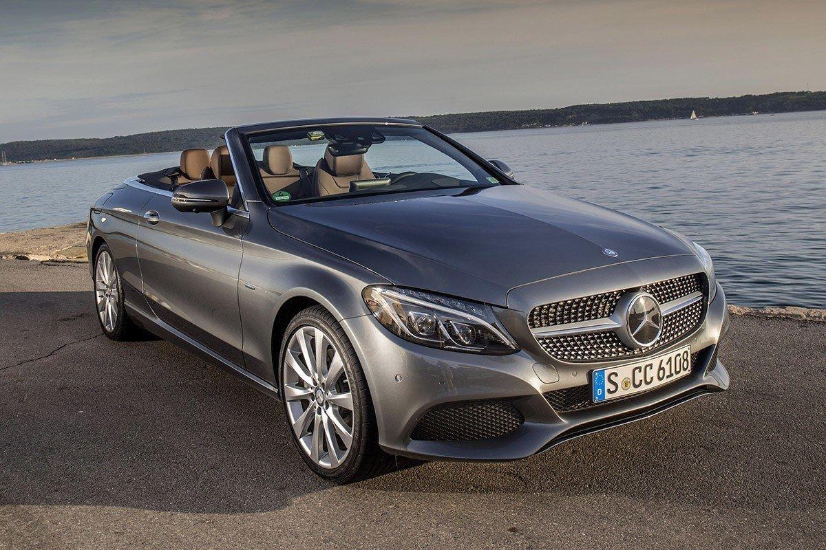 Mercedes benz c 250 d cabriolet 2016 road test road for Mercedes benz e 250