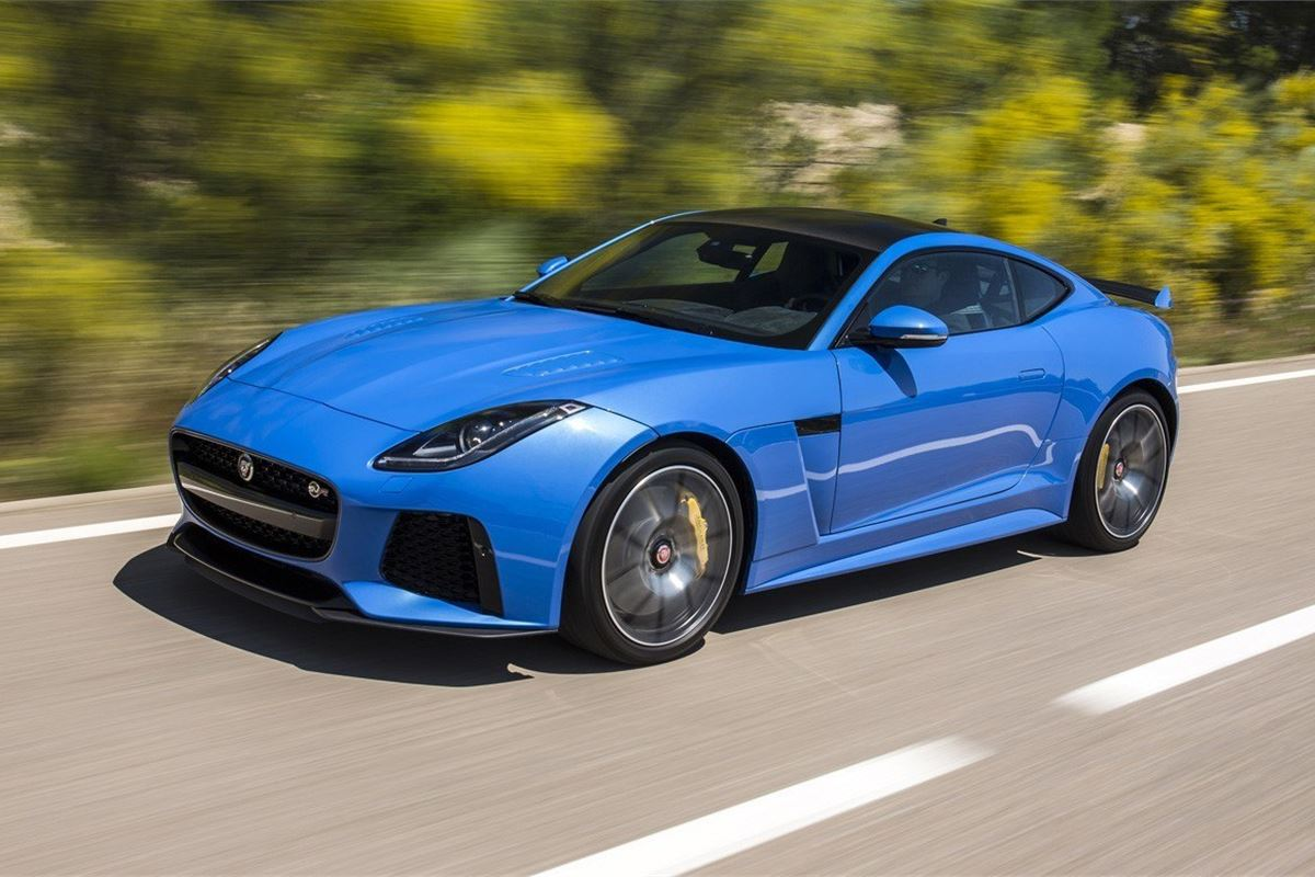 2018 Jaguar F Type >> Jaguar F-Type SVR 2016 Road Test | Road Tests | Honest John