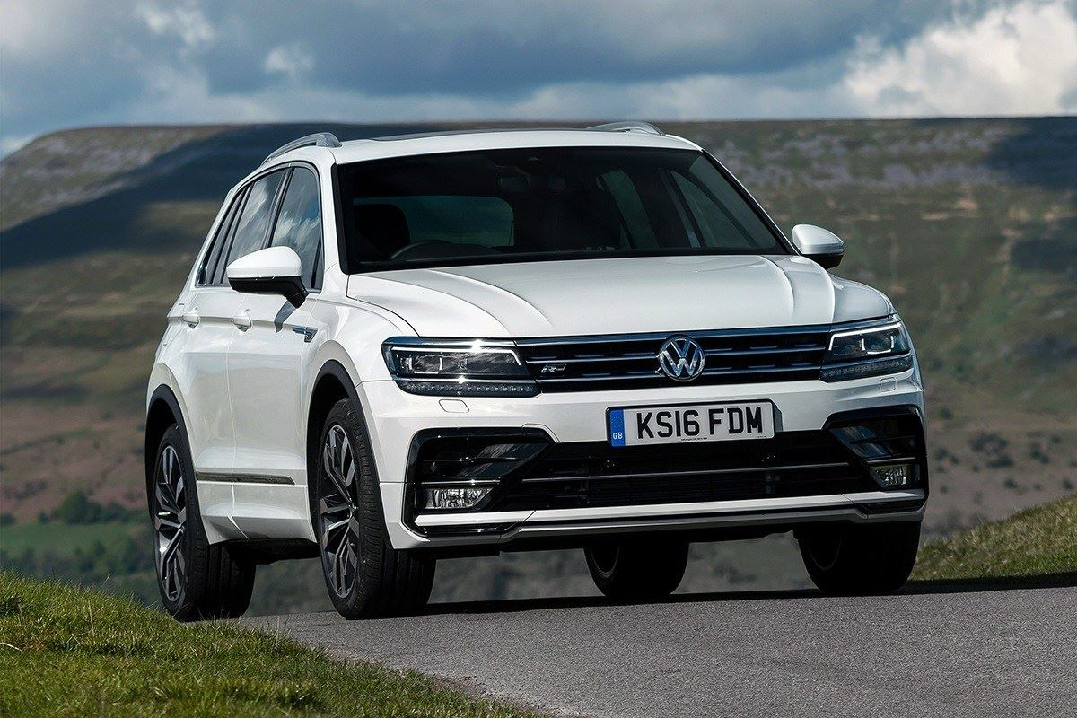 Review: Volkswagen Tiguan (2016)