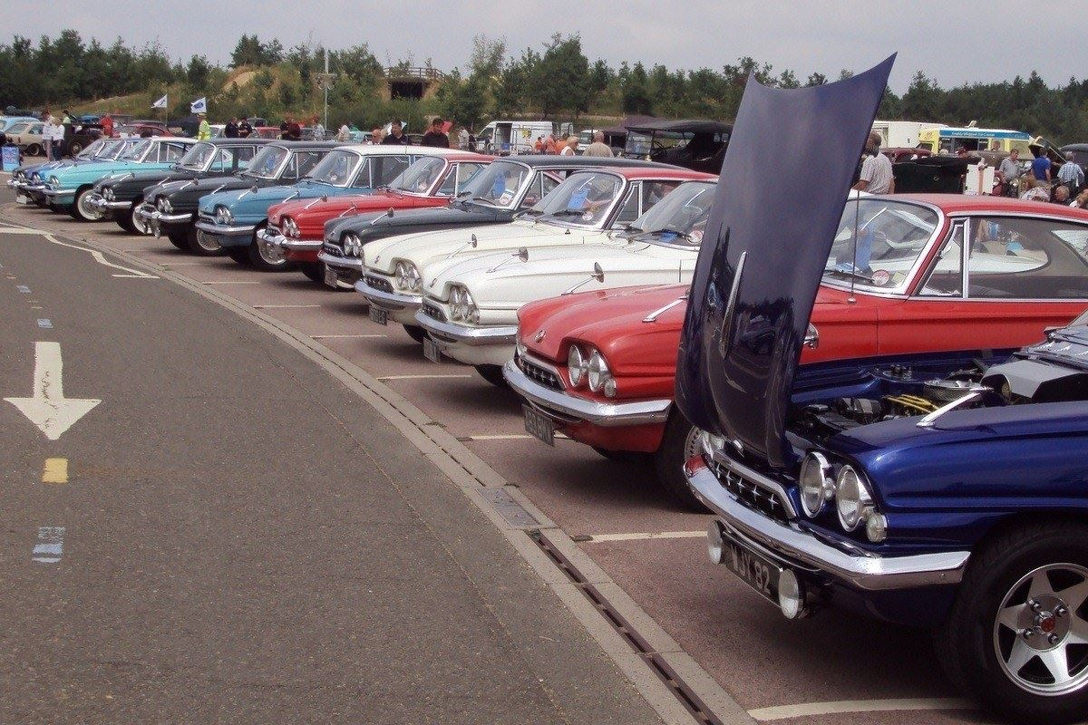 Classic fords head to gaydon honest john for Ford motor company news headlines