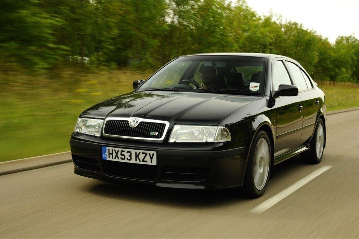skoda octavia vrs 2001 2005 motoring news honest john. Black Bedroom Furniture Sets. Home Design Ideas