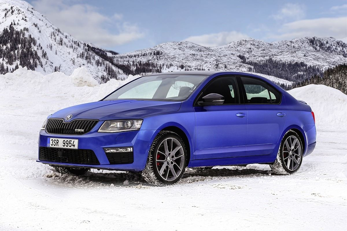 skoda octavia vrs 4x4 2016 road test road tests honest john. Black Bedroom Furniture Sets. Home Design Ideas