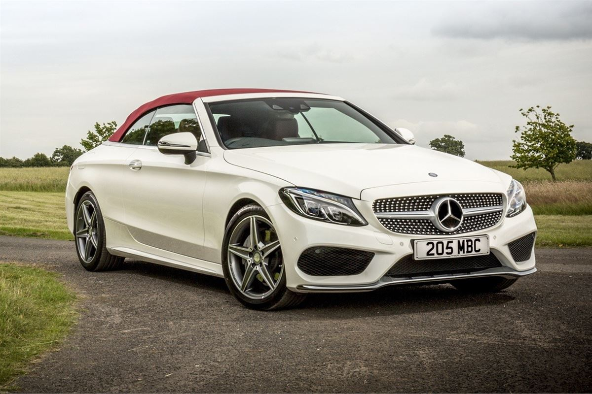Review Mercedes Benz C Class Cabriolet 2016 Honest John