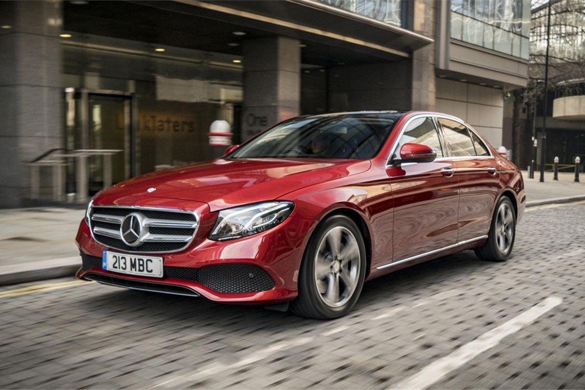 Mercedes Benz E Class 2016 Car Review Honest John