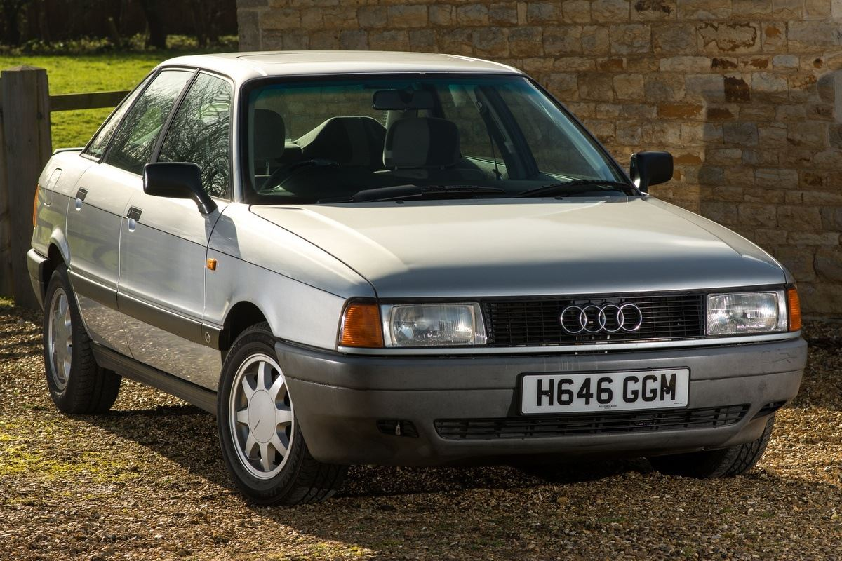 Happy Birthday Audi 80 Honest John