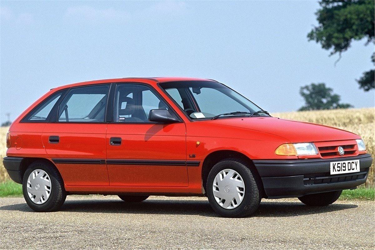 Vauxhall Astra Mk3 Classic Car Review Honest John