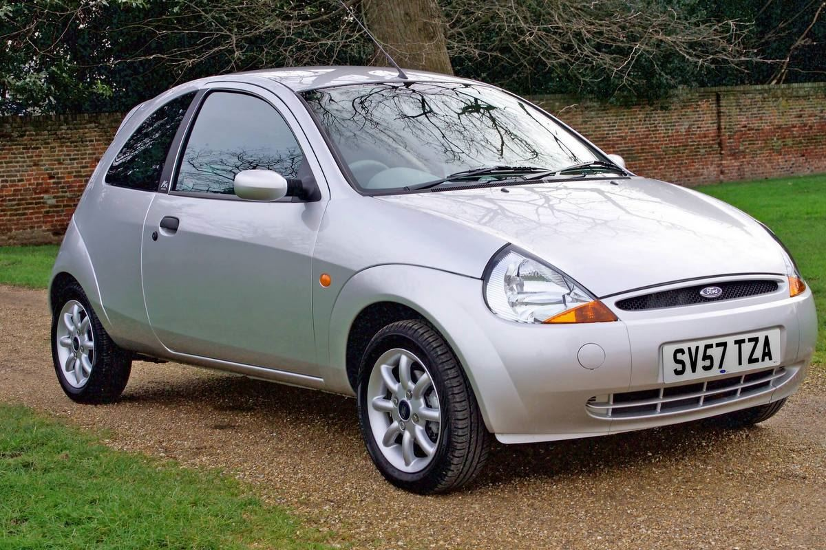 ford ka classic car review honest john. Black Bedroom Furniture Sets. Home Design Ideas
