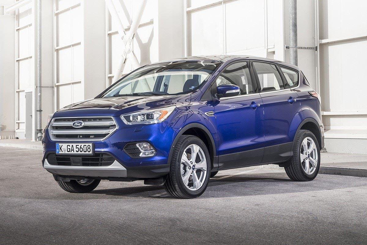 Ford kuga 1 5 tdci 2016