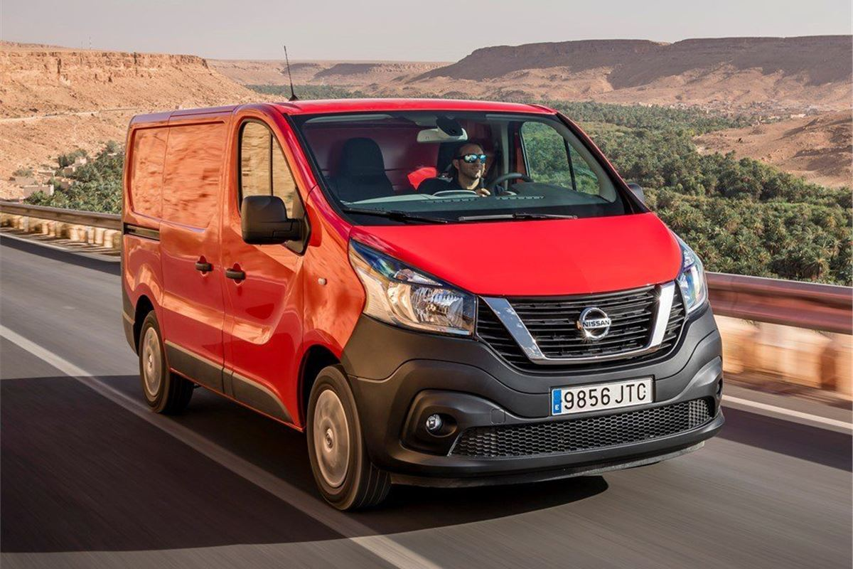 Nissan Nv300 Van Review Honest John