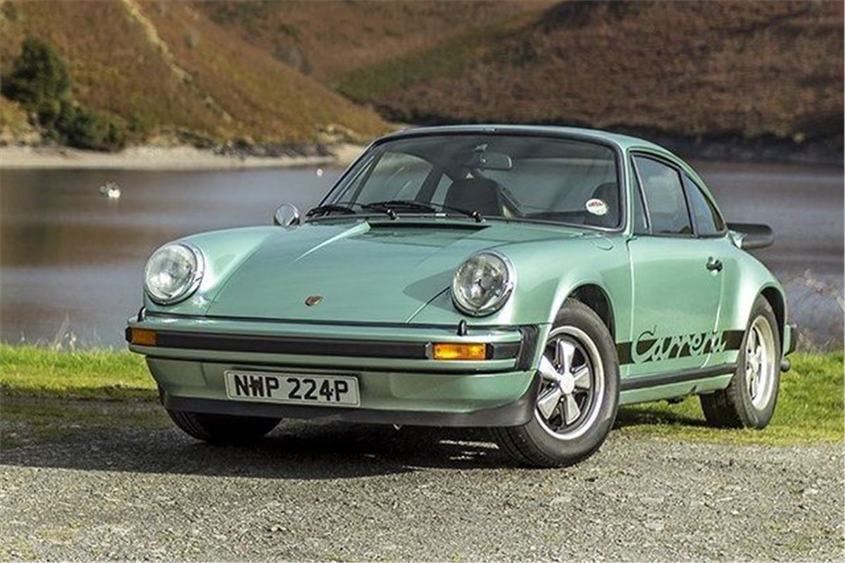 Rare Porsche 911 Goes From Shed To Show Stopper Honest John