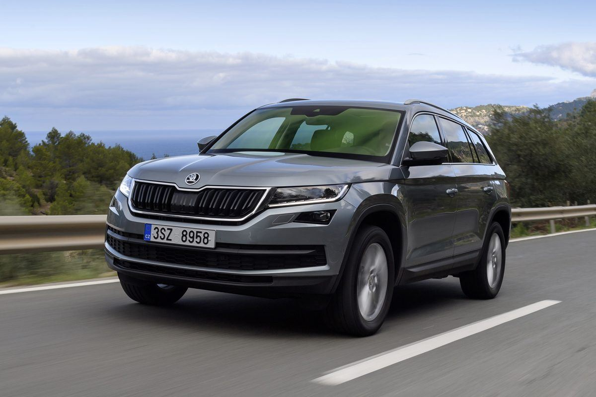 Skoda Kodiaq 2 0 Tdi 150 2016 Road Test Road Tests