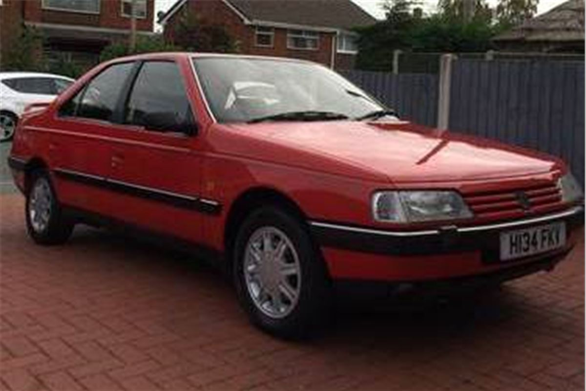 Aston Martin Offers >> A Grand Monday: Peugeot 405 | | Honest John