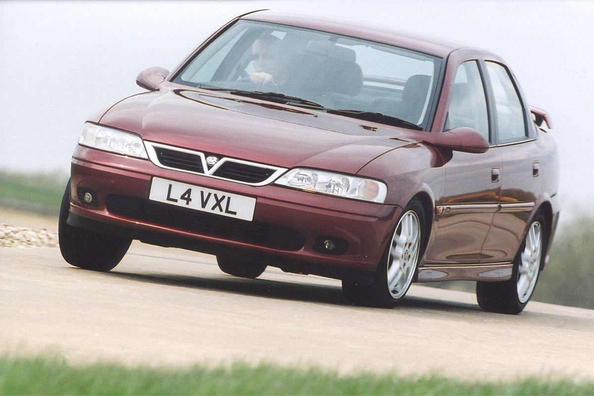 Vauxhall Vectra Mk1 Classic Car Review Honest John