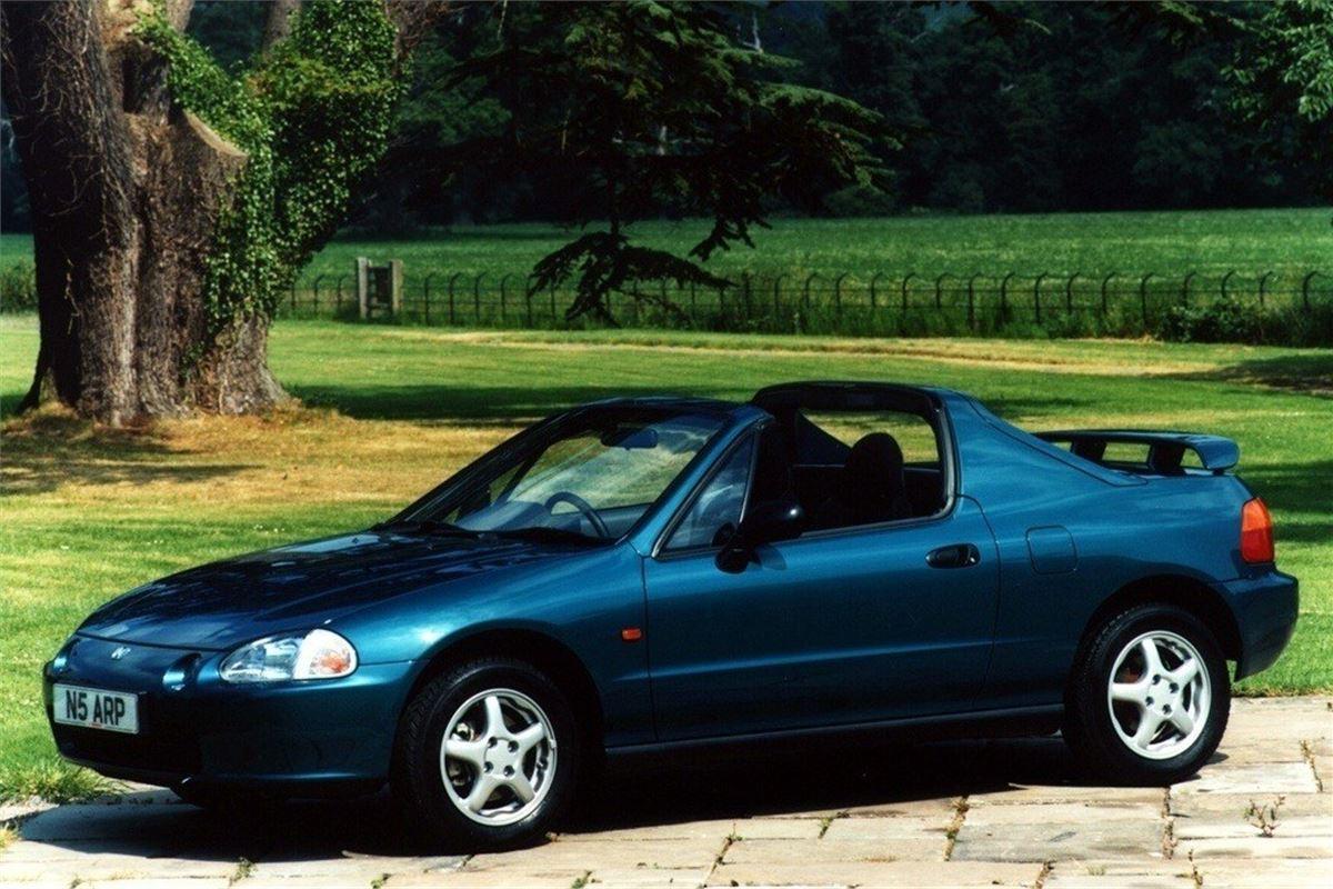honda crx mk del sol classic car review honest john
