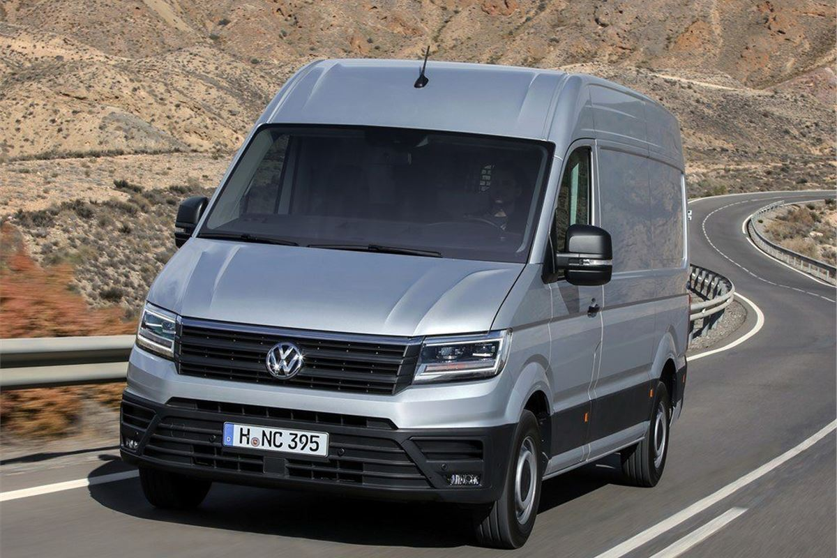 Used Cargo Vans For Sale >> Top 10 new vans and pick-ups for 2017 | | Honest John